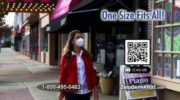 Zero Germ KN95 Face Mask TV Spot, 'Medical Grade Masks' - Thumbnail 5