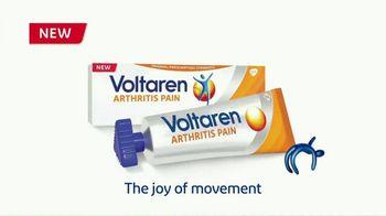 Voltaren Arthritis Pain Gel TV Spot, 'Powerful Arthritis Pain Relief' - Thumbnail 8