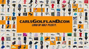 Carl's Golfland TV Spot, 'The Best of TaylorMade' - Thumbnail 9