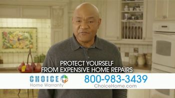 Choice Home Warranty TV Spot, 'Sucker Punched' Featuring George Foreman - Thumbnail 7