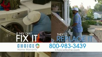 Choice Home Warranty TV Spot, 'Sucker Punched' Featuring George Foreman - Thumbnail 8