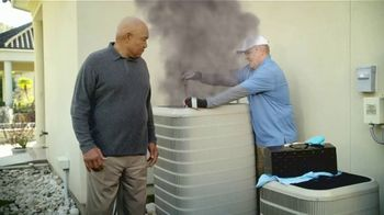 Choice Home Warranty TV Spot, 'Sucker Punched' Featuring George Foreman - 2699 commercial airings