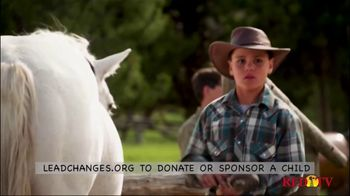 Lead Changes TV Spot, 'Help the Youth' Featuring Chris Cox - Thumbnail 3