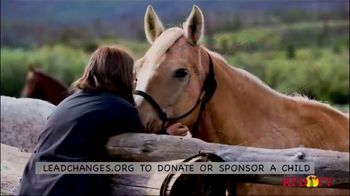 Lead Changes TV Spot, 'Help the Youth' Featuring Chris Cox - 33 commercial airings