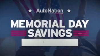 AutoNation Memorial Day Savings TV Spot, 'Savings Extended: Your Favorite Vehicles' - Thumbnail 1