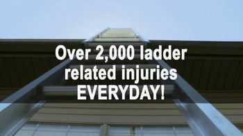 LeafGuard of Philadelphia $99 Install Sale TV Spot, 'Ladder-Related Accidents' - Thumbnail 1