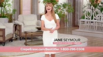 Crepe Erase Advanced TV Spot, 'Look Good All Year' Featuring Jane Seymour, Courtney Thorne-Smith - Thumbnail 1