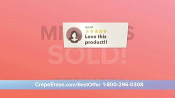 Crepe Erase Advanced TV Spot, 'Look Good All Year' Featuring Jane Seymour, Courtney Thorne-Smith - Thumbnail 4