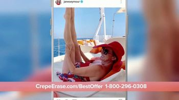 Crepe Erase Advanced TV Spot, 'Look Good All Year' Featuring Jane Seymour, Courtney Thorne-Smith - 151 commercial airings