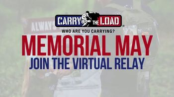Carry the Load TV Spot, 'Memorial May: Virtual Relay' - Thumbnail 4