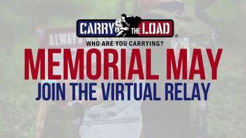 Carry the Load TV Spot, 'Memorial May: Virtual Relay' - Thumbnail 5