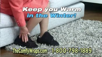 Comfy Wraps TV Spot, 'Pay Attention: BOGO 50 Percent Off' - Thumbnail 8