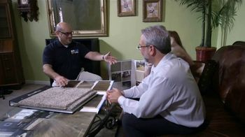 50 Floor TV Spot, 'Talk of the Town Extra: Free Installation' - Thumbnail 4