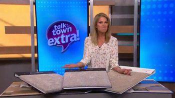 50 Floor TV Spot, 'Talk of the Town Extra: Free Installation' - Thumbnail 5