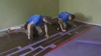 50 Floor TV Spot, 'Talk of the Town Extra: Free Installation' - Thumbnail 7
