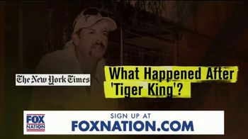 FOX Nation TV Spot, 'A Tiger King Investigation With Nancy Grace' - Thumbnail 3