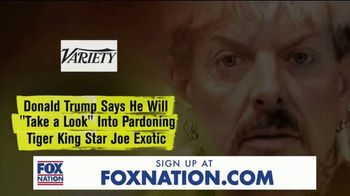 FOX Nation TV Spot, 'A Tiger King Investigation With Nancy Grace' - Thumbnail 4