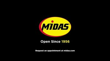 Midas Conventional Oil Change TV Spot, 'Get There' - Thumbnail 10