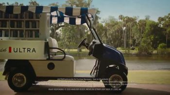 Michelob ULTRA TV Spot, '2020 Beer Cart' Song by Sugar Billy Garner