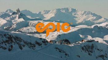 Epic Pass TV Spot, 'Epic Coverage' - Thumbnail 1