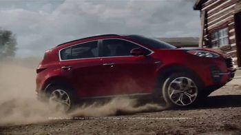 Kia Accelerate the Good Program TV Spot, 'Never Back Down' [T1] - Thumbnail 6