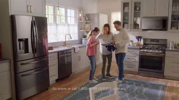 The Home Depot TV Spot, 'Summer Appliance Help: Black Samsung Laundry Pair: $648' - Thumbnail 8