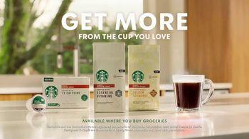 Starbucks Coffee with Essential Vitamins TV Spot, 'Five Essential B Vitamins' - Thumbnail 10