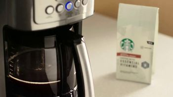 Starbucks Coffee with Essential Vitamins TV Spot, 'Five Essential B Vitamins' - Thumbnail 2