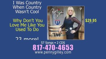 Penny Gilley 57 TV Spot, 'Two-CD Collection' - Thumbnail 8