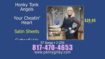 Penny Gilley 57 TV Spot, 'Two-CD Collection' - Thumbnail 2