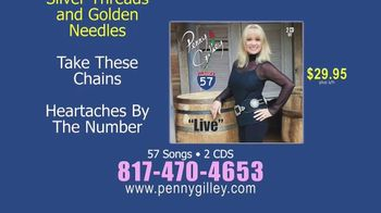 Penny Gilley 57 TV Spot, 'Two-CD Collection' - Thumbnail 4