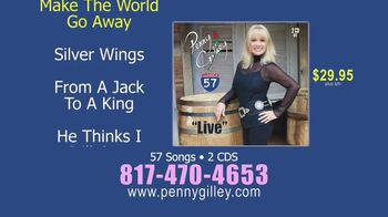 Penny Gilley 57 TV Spot, 'Two-CD Collection' - Thumbnail 5