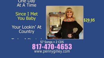 Penny Gilley 57 TV Spot, 'Two-CD Collection' - Thumbnail 7