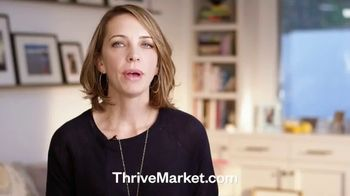 Thrive Market TV Spot, 'Getting Healthy Food on the Table'