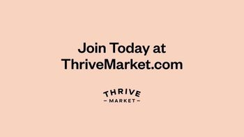 Thrive Market TV Spot, 'Getting Healthy Food on the Table' - Thumbnail 10