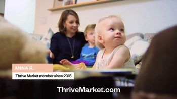 Thrive Market TV Spot, 'Getting Healthy Food on the Table' - Thumbnail 2