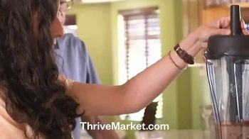 Thrive Market TV Spot, 'Getting Healthy Food on the Table' - Thumbnail 5