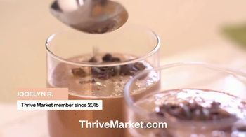 Thrive Market TV Spot, 'Getting Healthy Food on the Table' - Thumbnail 6