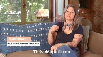 Thrive Market TV Spot, 'Getting Healthy Food on the Table' - Thumbnail 8