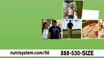 Nutrisystem 50/50 Deal TV Spot, 'People Across America: 50 Percent Off a Month of Meals and Shakes' - Thumbnail 1