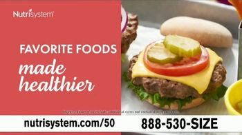 Nutrisystem 50/50 Deal TV Spot, 'People Across America: 50 Percent Off a Month of Meals and Shakes' - Thumbnail 2