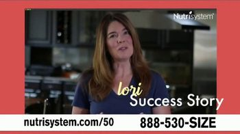 Nutrisystem 50/50 Deal TV Spot, 'People Across America: 50 Percent Off a Month of Meals and Shakes' - Thumbnail 6