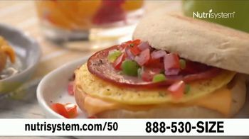 Nutrisystem 50/50 Deal TV Spot, 'People Across America: 50 Percent Off a Month of Meals and Shakes' - Thumbnail 7