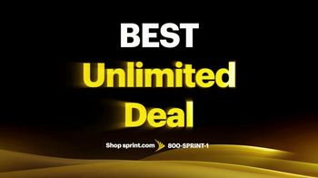 Sprint Best Unlimited Deal TV Spot, 'More Important Than Ever: iPhone 11: Four Lines for $100' - Thumbnail 3