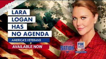 FOX Nation TV Spot, 'Lara Logan Has No Agenda: America's Veterans' - Thumbnail 9