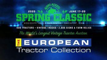 Mecum Gone Farmin' 2020 Spring Classic TV Spot, 'European Collection'