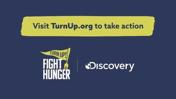 No Kid Hungry TV Spot, 'Discovery Communications: Fight Childhood Hunger' Feat. Guy Fieri - Thumbnail 5