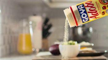 Goya Adobo TV Spot, 'Unique Flavor'