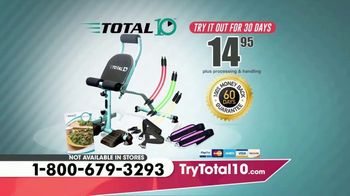 Total10 TV Spot, 'At Home Trainer' - Thumbnail 7