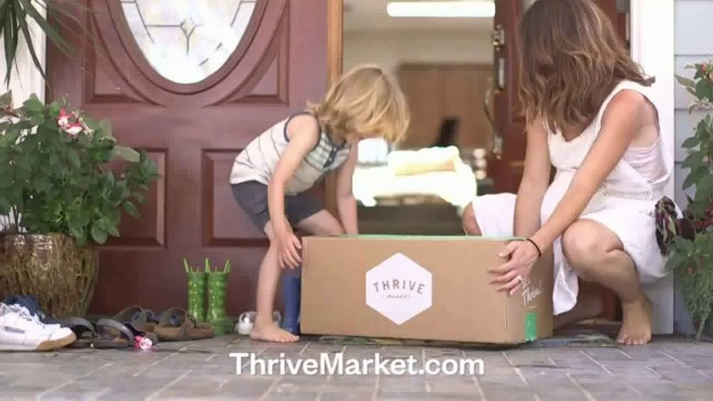 Thrive Market TV Commercial, 'No Brainer'